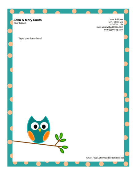 Perfect Letterhead Templates Ideas Free Printable Letterhead Templates